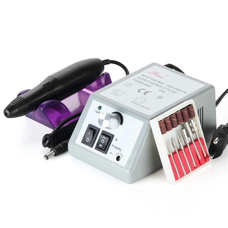110 / 220V professional manicure machine electric nail grinding machine polishing machine nail salon professional toolset()