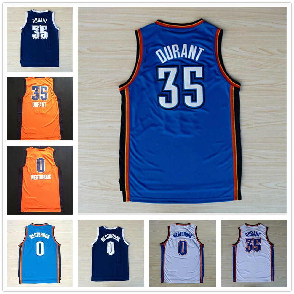 Hot sale 2016 Wholesale Cheap Top Quality Men Jersey Basketball Jersey KD15color Free Shipping(China (Mainland))