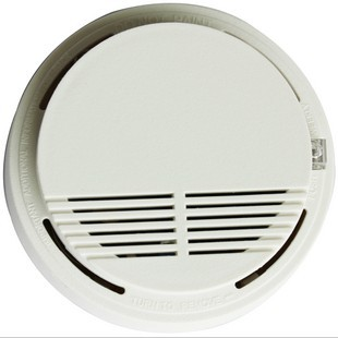Wireless smoke detector wireless smoke alarm host can be used independently 315M(China (Mainland))