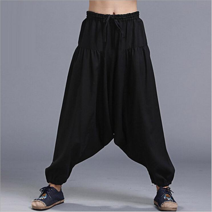 Online Get Cheap Baggy Linen Pants -Aliexpress.com   Alibaba Group