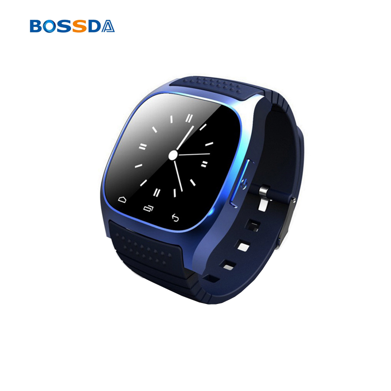 Bluetooth Smart Watch Intelligent with Pedometer Function Waterproof for iPhone Samsung Mobile Phone Sport Design Wrist Watch(China (Mainland))