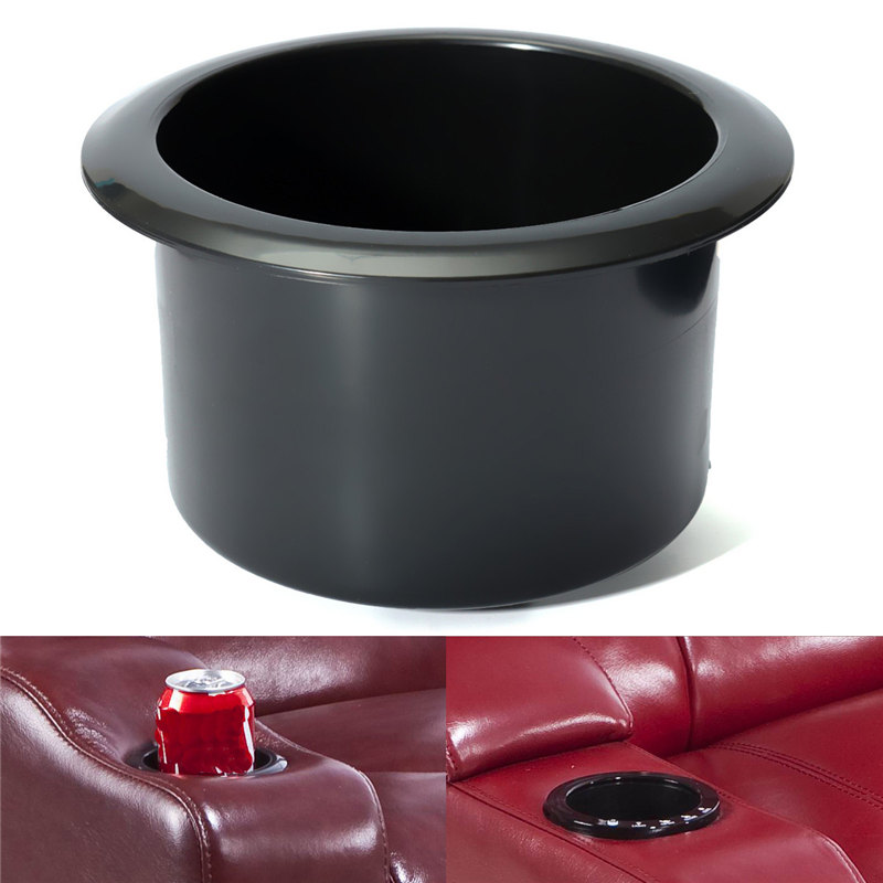 Useful Plastic Cup Drink Holder For Boat RV Sectional Couch Recliner Sofa Furniture Car Trailer Poker Table Cups Mug Holder(China (Mainland))
