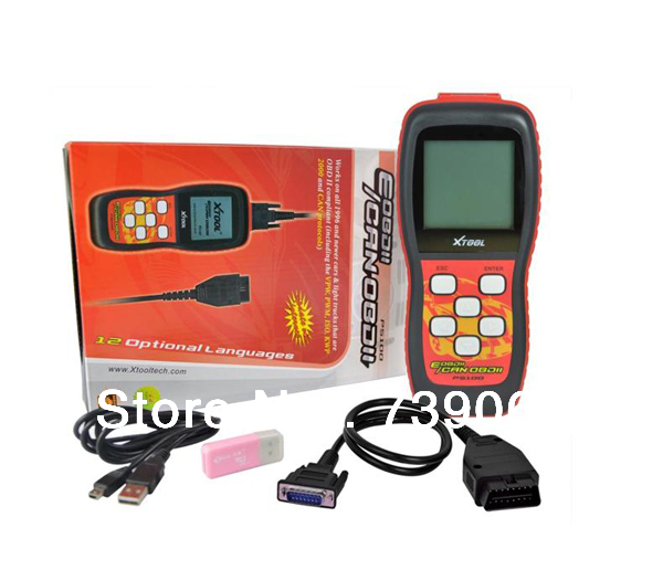 PS100 diagnostic interface tool Code Scanner OBDII Auto - Vaybay Electron Technology Co., Ltd. store