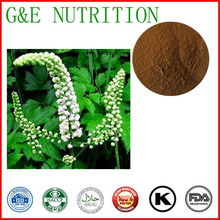 900g High quality Black Cohosh/ Cimicifuga Racemosa/ Actaea racemosa/ Cimicifugae racemosae rhizome Extract with free shipping(China (Mainland))