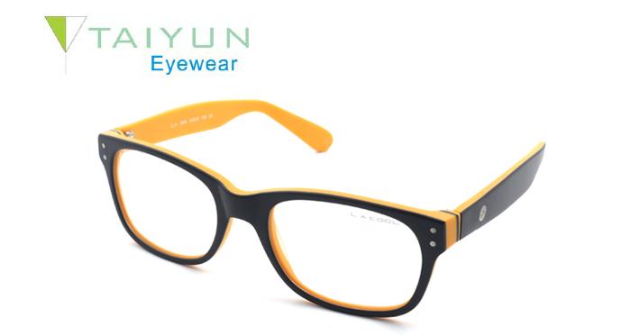Best Eyeglasses Frame 2015 : LA9066 2015 Best selling acetate optical frame full rim ...