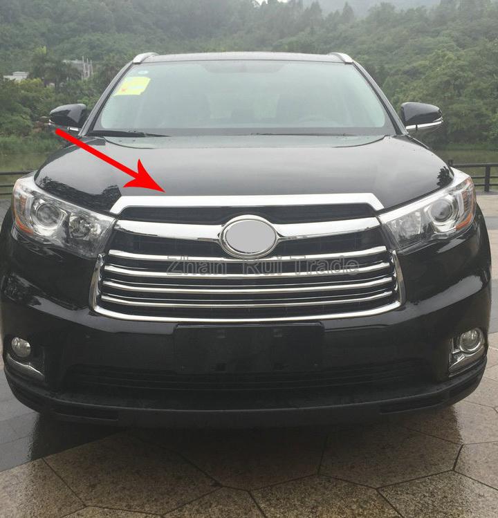 2014 Toyota Highlander Chrome Grille.html | Autos Post