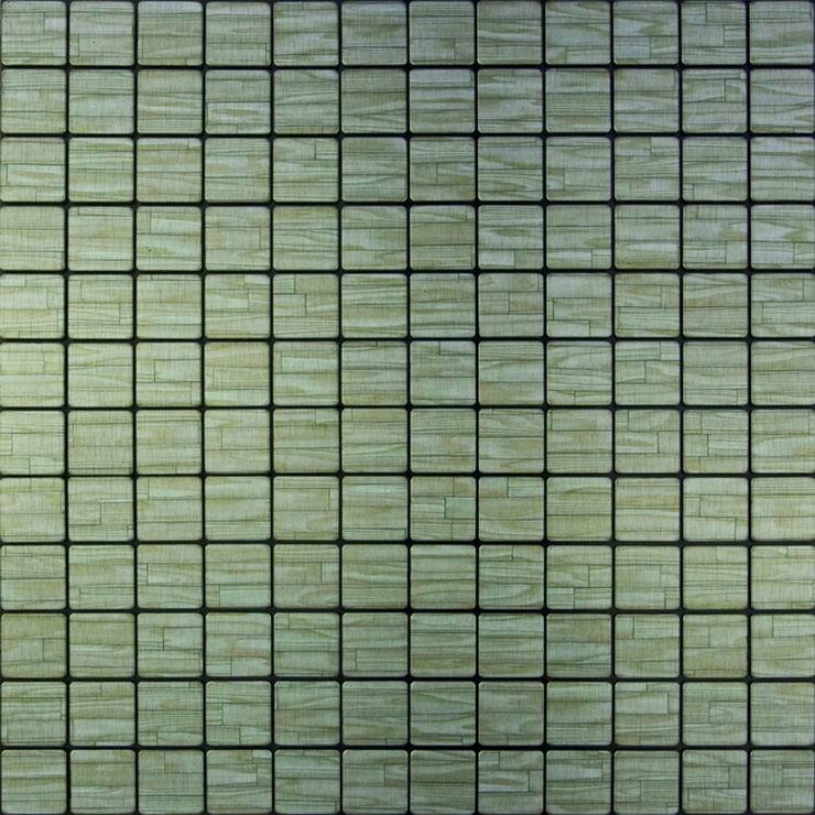 Aluminum Wall Mosaic #MF-149M; USed for interior wall and ceiling decoration; Size is 310MMX310MM Per Piece<br><br>Aliexpress