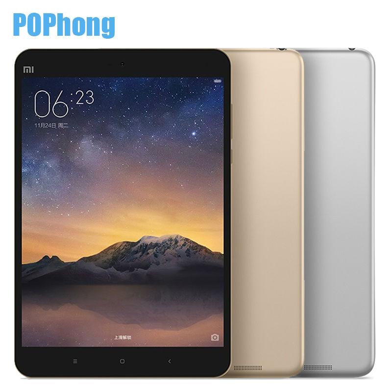 Original Xiaomi mipad 2 I-ntel Atom X5 Full Metal MI Pad 2 Windows Tablet PC 7.9 Inch 2GB RAM 64GB ROM 8MP 6190mAh Quick Charger(China (Mainland))