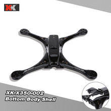 100% Original XK X350-002 Bottom Body Shell for XK X350 RC Quadcopter spare Parts XK X350 rc drone parts Bottom Body Shell