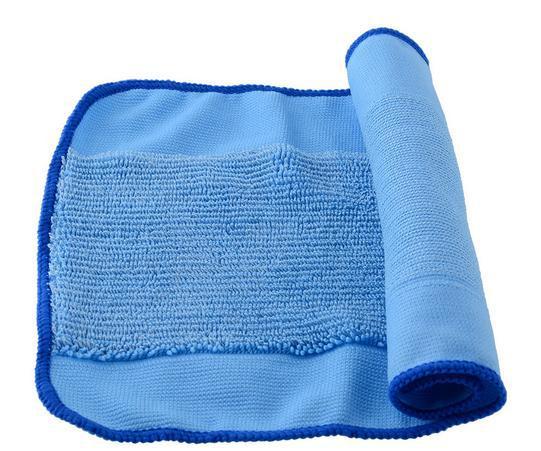 Гаджет  9 pcs/Lot Microfiber Mopping Cloths for iRobot Braava 380 380t 320 Mint 4200 4205 5200 5200C Robot None Бытовая техника