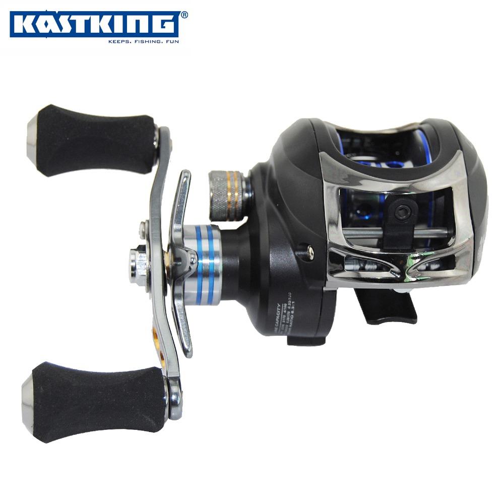 KastKing LMA200 baitcasting reel 11 ball bearings carp fishing gear Left/Right Hand bait casting fishing reel