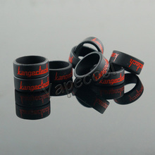 Buy 20pcs Kanger silicone rubber band/vape ring mechanical mod decorative protection vape rubber mod for $7.99 in AliExpress store