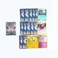 24 box set 408 pcs Carte English Pokemon cards ex rare Anime japan mega DS Pokemon