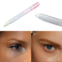 1 Pc Glitter Pearl White Light Cosmetic Makeup Eyelip Eyeliner Shadow Pencil Pen