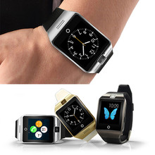 Apro Smartwatch Bluetooth Smart Watch For Android IOS Phone Support SIM TF Card SMS GPS NFC 1.3M Camera MP3  T30