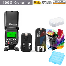 Buy Pixel X800N GN60 Wireless ITTL HSS Flash Speedlite Nikon d3100 d7100 d90 d5300 d3200 d610 d7200 +Pixel Flash Trigger for $112.89 in AliExpress store