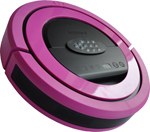 ultrasonicwave  - high quality robot vacuum cleaner - purplr  color<br><br>Aliexpress