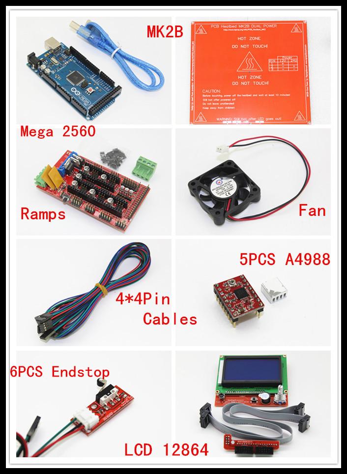 u8glib MOD for G LCD JHD12864F screen RAMPS 1 4