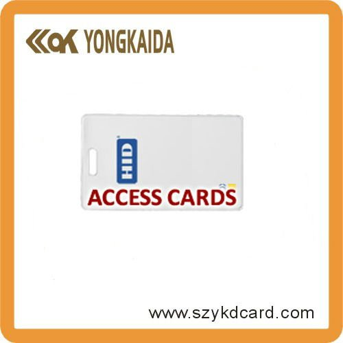 High quality atmel t5577 rfid card m1s50 blank cards with factory price and free samples(China (Mainland))