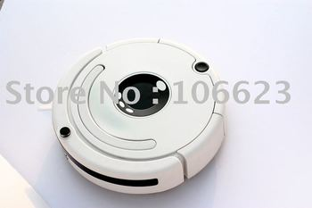 Wholesale Freeshipping KL510 High Quality Cheap Automatic Sweep Household Cleaner Robot Vacuum Virtual Wall Charging Stat