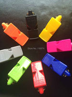 Free shipping 20pcs/lot FOX  Classic Whistle Without Canada Logo In Many Colour Stock