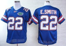 2016 Florida Gators #22 Emmitt Smith,2016 New Style Cheapest Sportest Jersey,Free Shiping,College Football Jerseys,Can Mix Order(China (Mainland))