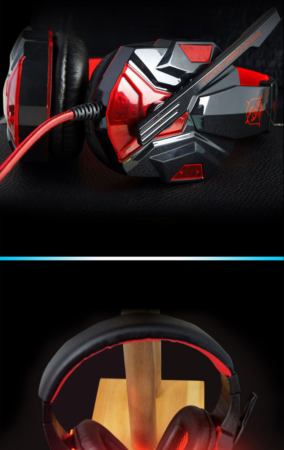 2016 plextone pc780 over ear gaming auriculares casque audio headset headphone with mic stereo. Black Bedroom Furniture Sets. Home Design Ideas