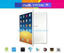 Onda V975M Quad Core Android 4.3 Tablet PC 9.7 pulgadas Amlogic M802 2.0 GHz 2 GB RAM 32 GB IPS Retina pantalla Bluetooth HDMI(China (Mainland))