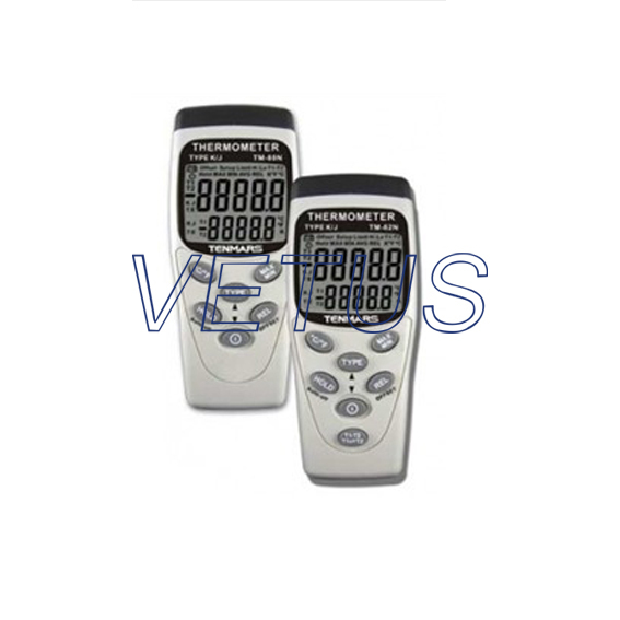 TM-80N K/J Type industrial thermometer with Dual LCD 5-digit display<br><br>Aliexpress