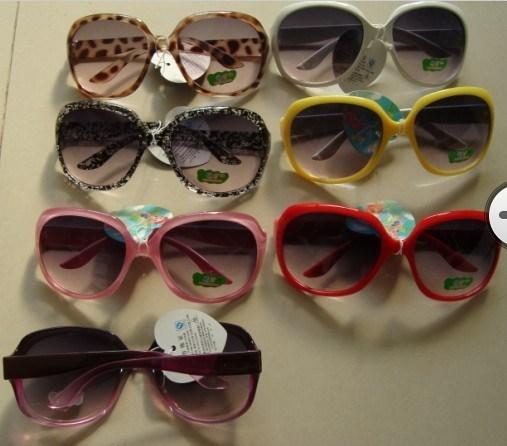 Male female child vintage fashion large anti-uv sunglasses child sunglasses glasses
