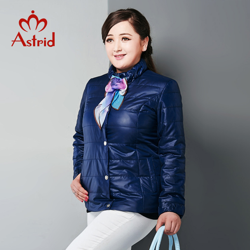 Astrid New 2015 Winter Jacket Thicken Slim Female Long Coat Womens Parka Big Size Casual AM-5835