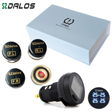 2016 newest technology car security system TP200 Upgraded version, Car Tire Pressure Monitoring System Car Tire Diagnostic-tool(China (Mainland))