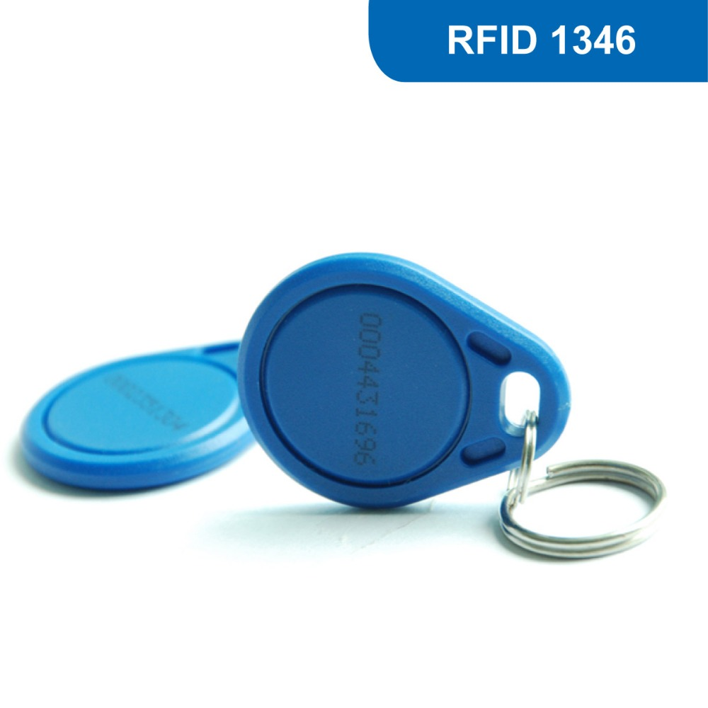RFID Key Tag Model Number 1346 Standard 26-Bit / H10301 Frequency:125KHz Format free shipping(China (Mainland))