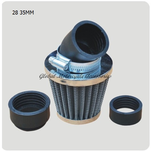 Performance Air Filter 28 38mm font b GY6 b font 50cc 139QMB ATV70 110 125 Scooter
