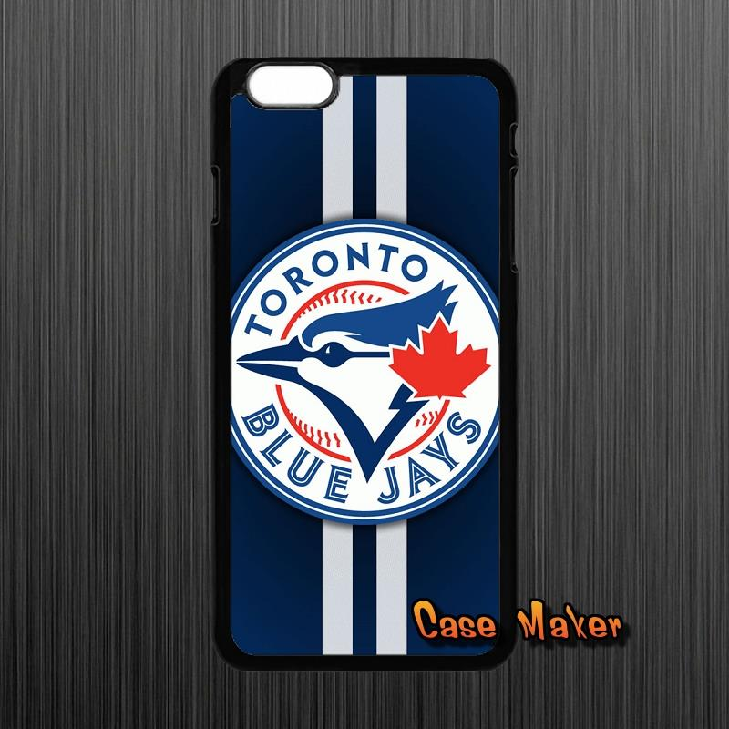 Baseball Toronto Blue Jays Logo Plastic Cover Case For Blackberry Z10 Q10 HTC Desire 816 820 One X S M7 M8 Mini M9 A9 Plus(China (Mainland))