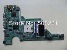 Free shipping For HP Pavilion G4 G6 G7 G4-2000  G6-2000  Motherboard 683030-001 683030-501 R53 DA0R53MB6E0,100% Tested !