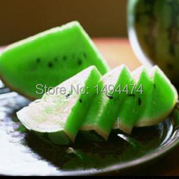 1 Pack vegetables fruit seeds green water melon Seeds New varieties watermelon Bonsai plants home & garden - Flower Garden store