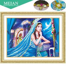 Buy 3D DIY Diamond Embroidery,5D Diamond painting,Diamond mosaic Princess rhinestone cross stitch,needlework,Christmas,decor,gift for $20.08 in AliExpress store
