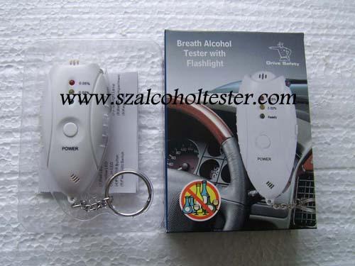 Алкоголь / цифровой алкоголя тестер бесплатная доставка / из светодиодов алкоголя в выдыхаемом воздухе тестер /