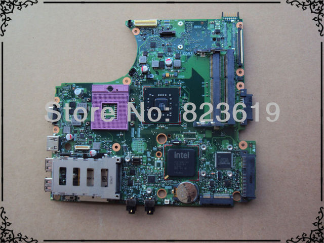 For HP/COMPAQ 4410S INTEL GM4 laptop motherboard 583079-001,100% Tested and guaranteed in good working condition!!