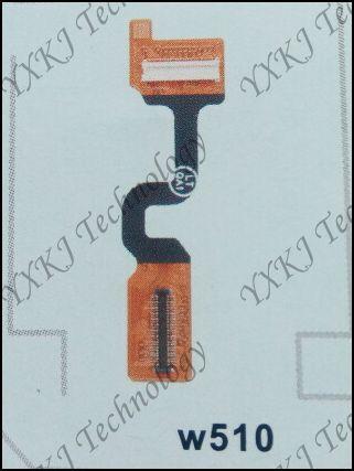 Brand new for Motorola W510 W490 W5 W6 flex cable high quality free shipping 1pcs(China (Mainland))