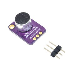 Buy GY-MAX4466 Electret Microphone Amplifier Module MAX4466 Adjustable Gain Arduino for $3.88 in AliExpress store