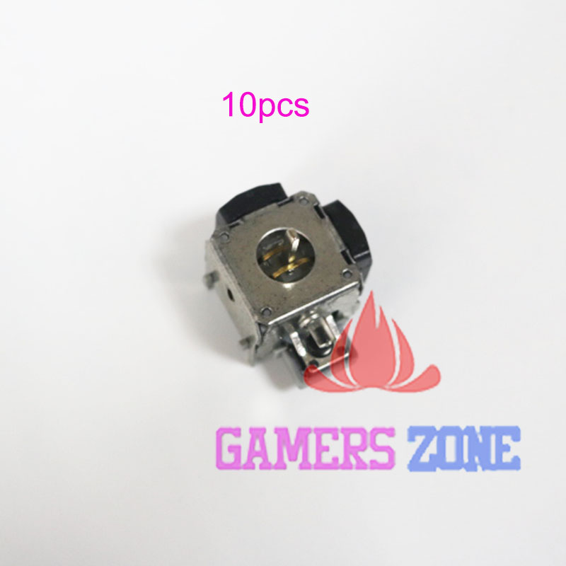 10pcs For xbox360 Metal Analog Sticks 3D Analog Joystick for PS2 Controller Repair part<br><br>Aliexpress