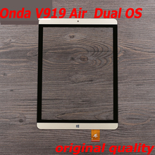 New Original 9.7″ Touch Screen for Onda V919 Air Dual OS Gold Version Touchscreen External Touch Panel Glass with Frame!