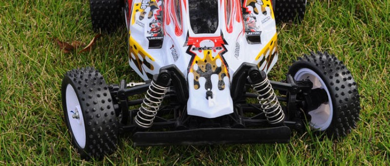 New FC082 rc racing car buggy 2.4G 1/10 30-40km/h 4WD Off-Road High speed electronic remote control Monster Truck vs K949