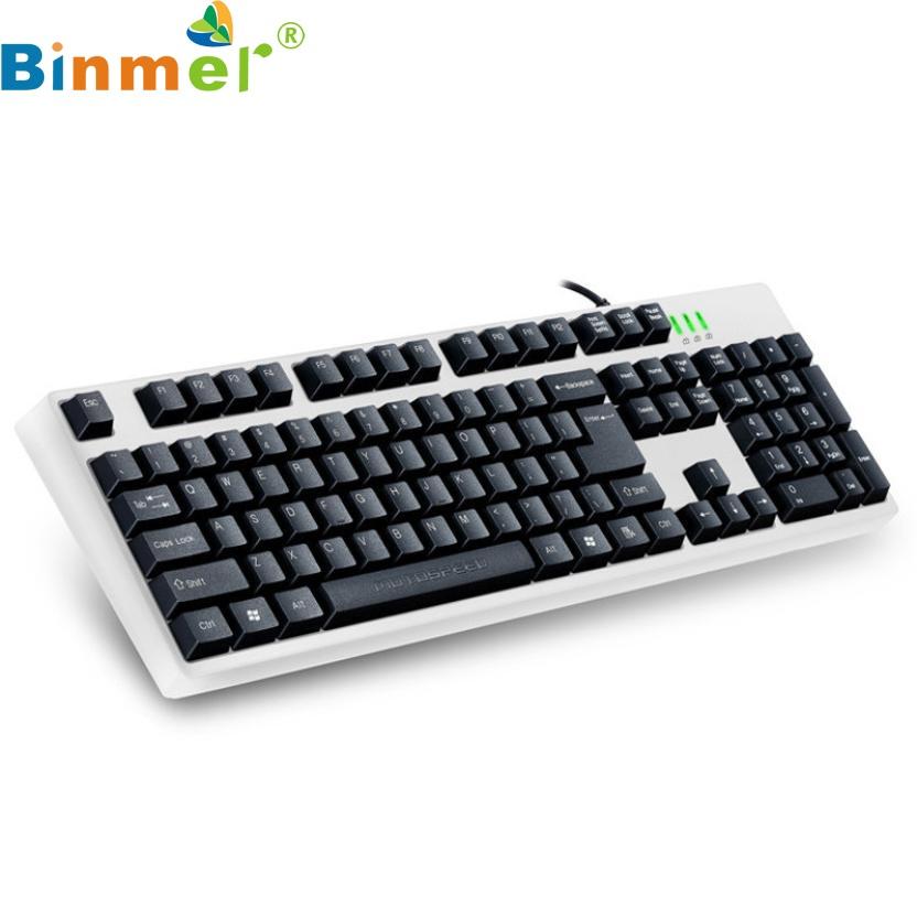Beautiful Gift New Motospeed K40 Backlit USB Wired Mechanical Feel Gaming Keyboard PC Desktop Free Shipping May11(China (Mainland))