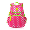 red dot school backpack for girls children school bags for kids backpack child waterproof back bag