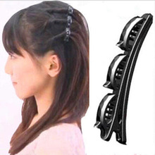 Buy YouMap Salon Twist Styling Hair Braider Holder Clip DIY French Braid Clip Maker Former Hair Accessories A7R30 for $1.30 in AliExpress store