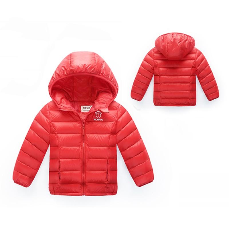 Скидки на 0-24 М Высокое качество 2016 новой зимней одежды дети верхняя одежда новорожденных девочек парки мода Снег Одежда babys Толстовки одежда горячая продажа