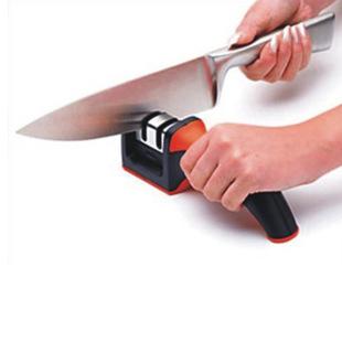 Two Stages (Diamond & Ceramic) Knife Sharpener ,Sharpening Stone Knife Sharpener Kitchen Knives Tools whetstone AY010-SZ(China (Mainland))